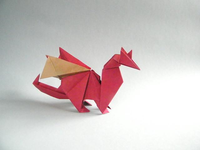 Dragon - Oriol Esteve