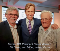 Chuck Violand, Ed Cross, James Cross