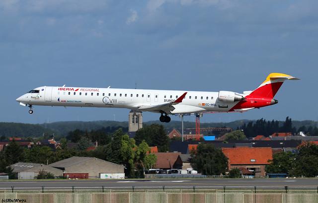 Air Nostrum Bombardier CRJ-1000 EC-MSL