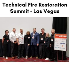 Technical Fire Restoration Summit - Las Vegas