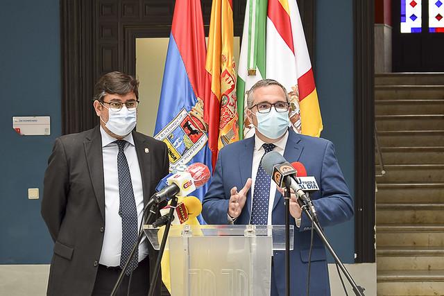 Alcaldes de Los Palacios y Vfca y Utrera