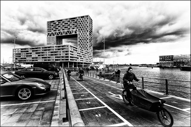 Amsterdam : Pontsteiger building