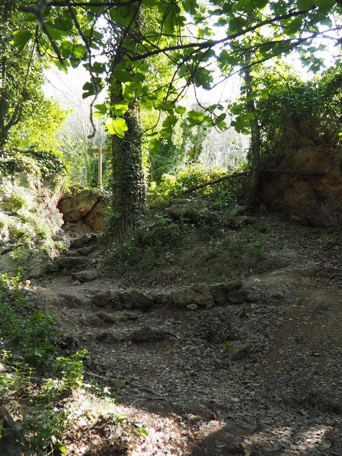 Excursión al Paraje Natural de La Cabrentà, en Estubeny