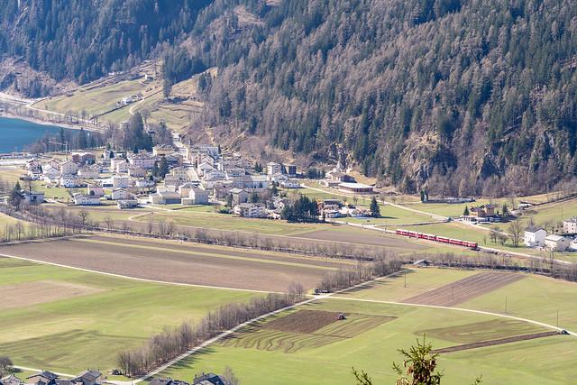 1700 metres: Le Prese 960 metres (2/3)