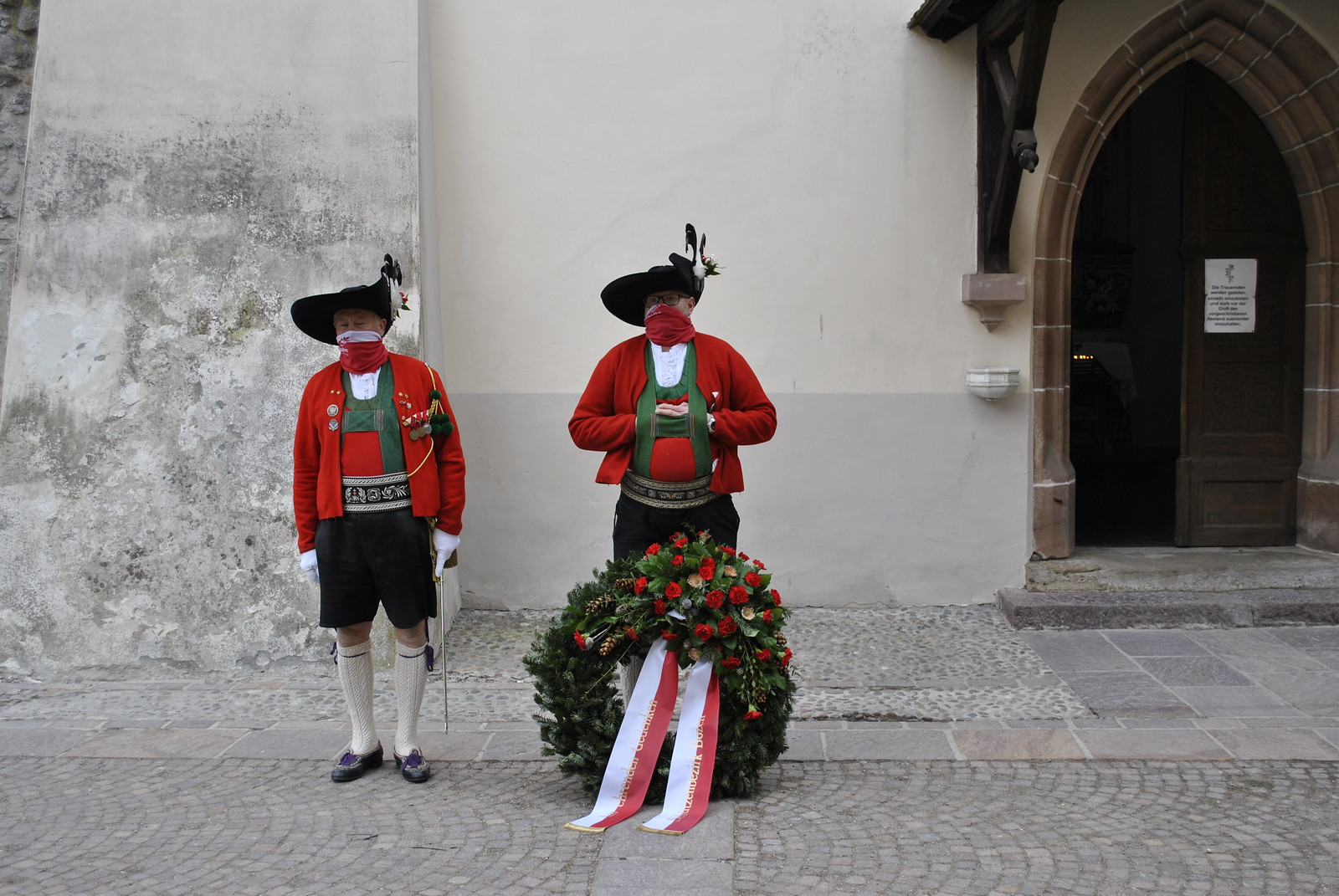 Bezirkstag Bozen in Sarnthein, 10.04.2021