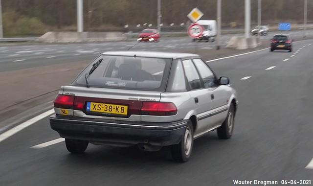 Toyota Corolla 1.6 XL Liftback 1989