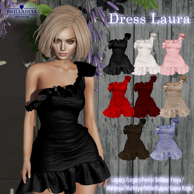 Brillancia - Laura Dress @ EBENTO event