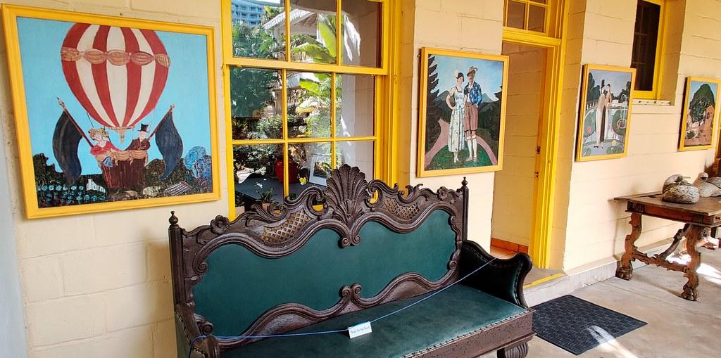 20210131 (032) Bonnet House Museum & Gardens Fort Lauderdale Broward County Florida USA