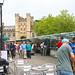 street scene in Wells by octopuzz