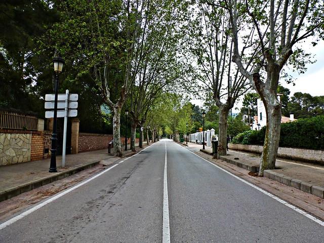 Paseo Delicias - Nàquera - València