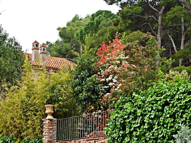 Detalle de la Villa el Carmen - Nàquera - València