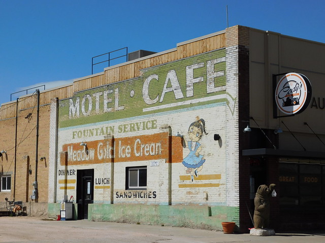 Meadow Gold Ice Cream Mural