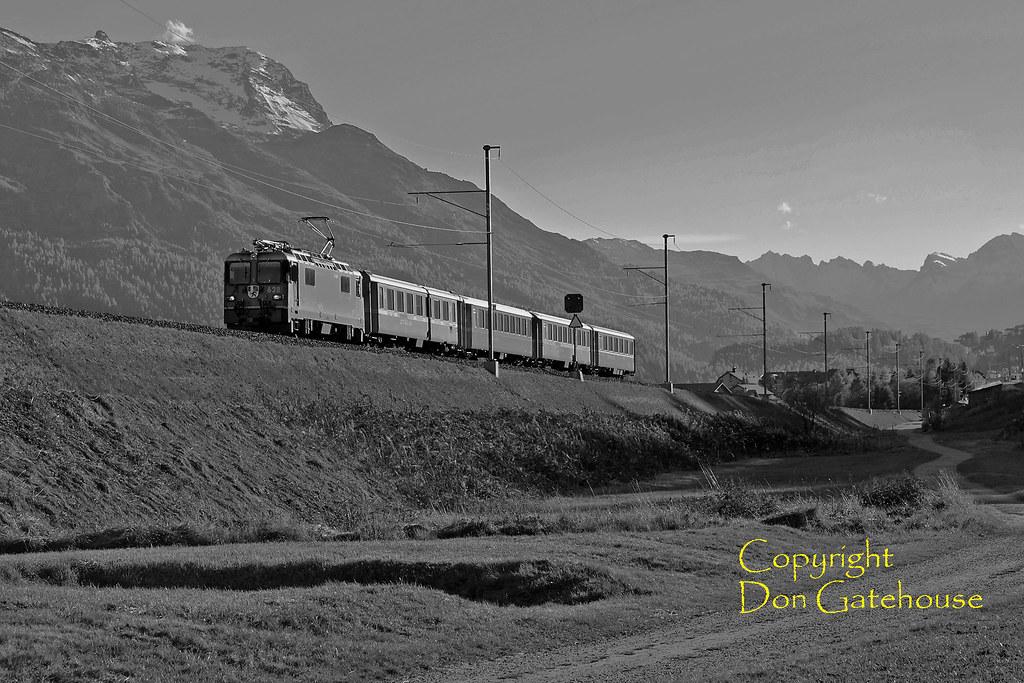 Engadin Regio Express