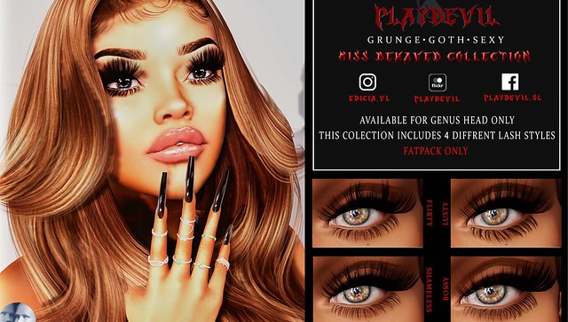 ⭐️ Miss Behaved Lash Collection – NEW ⭐️
