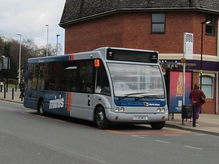 Go North West 5001 / YJ10 MFE.