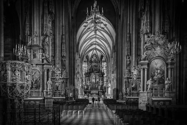 Vienna - St Stephen's Catherdral-9218