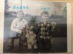 Glen and Leon