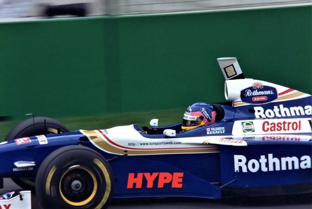 Williams FW19-Renault (Jacques Villeneuve)