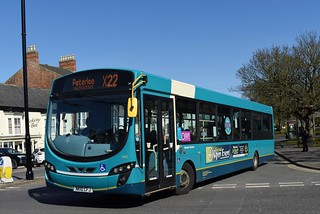 Arriva North East: 1445 / NK10CFJ