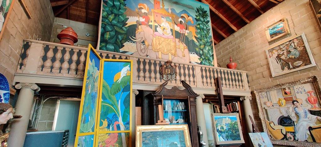 20210131 (022) Bonnet House Museum & Gardens Fort Lauderdale Broward County Florida USA
