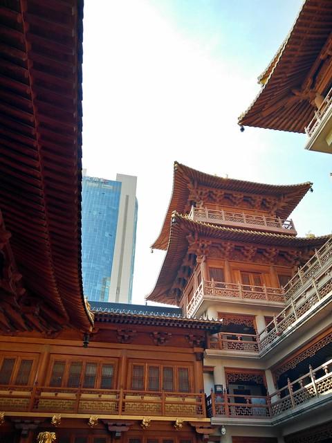 Jing´an temple, Shanghai, China