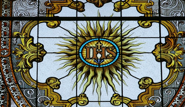 Kalocza Cathedral (Stained Glass) Hungary (17)
