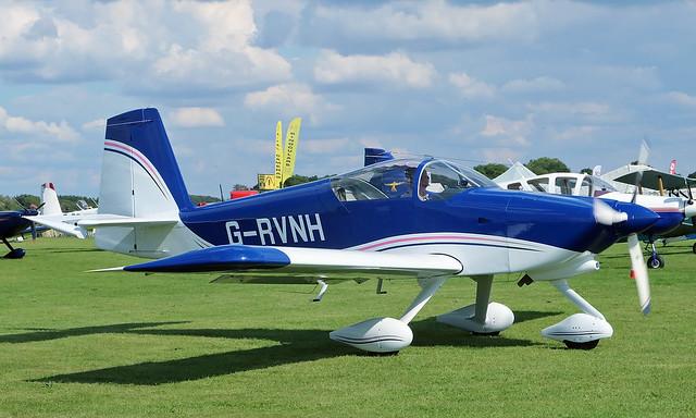 Van's RV-9A G-RVNH [PFA 320-13952]