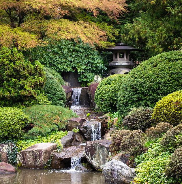Shofuso - the Japanese House and Garden in Fairmount Park, Philadelphia