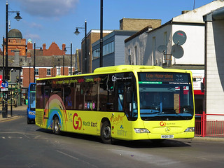 Go North East 5292 (NK08CGO) - 14-04-21