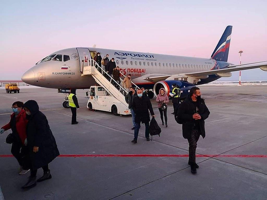 Сколько денег потеряли российские авиакомпании в 2020 году 12