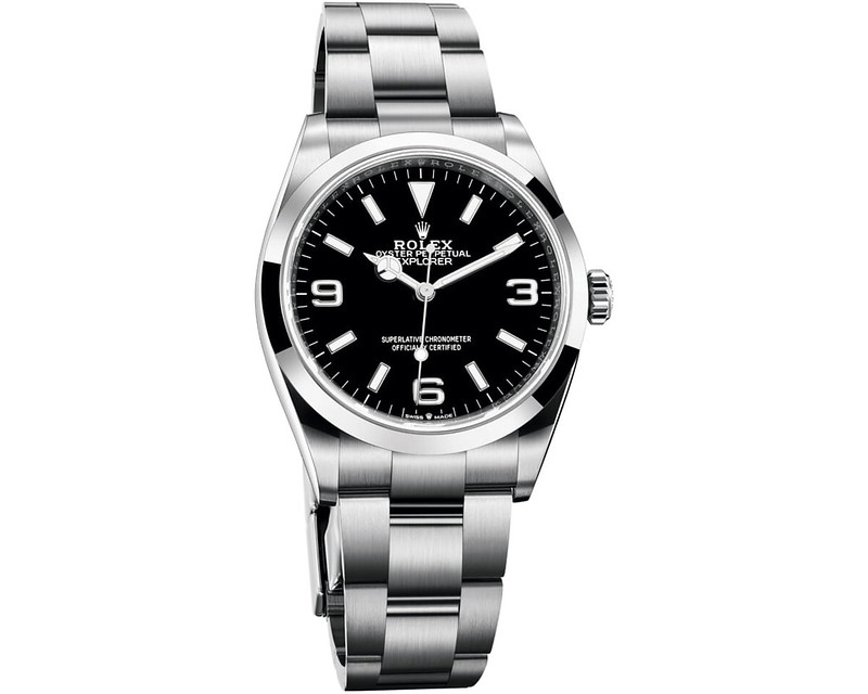 Oyster Perpetual Explorer 36