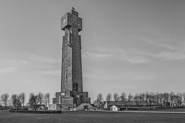 Ijzertoren - Diksmuide ( In Explore )