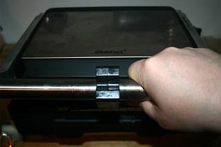 35 - Close contact grill / Kontaktgrill schließen