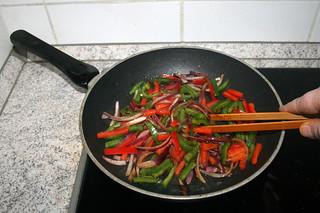 23 - Braise bell pepper / Paprika andünsten