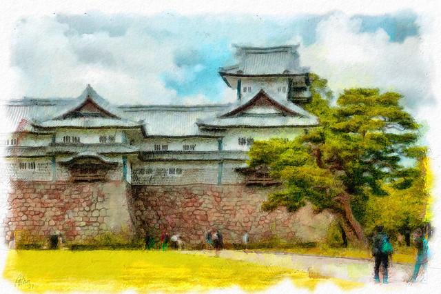 Kanazawa Palace