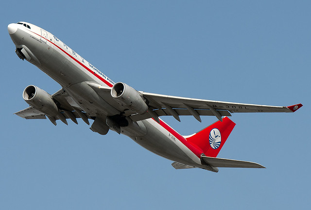 B-308L Sichuan Airlines Cargo Airbus A330-243F