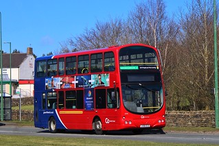 Go North East 6919 / LX06 ECD