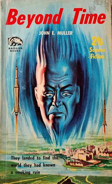 Beyond Time - Badger Book - SF 71 - John E. Muller - June 1962