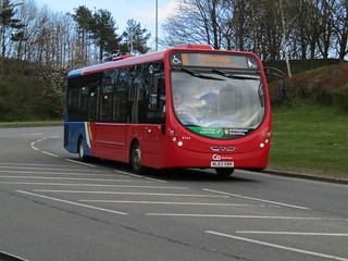 Go North East - 8346 - NL63XBR - GoNE20210507GoNorthEast