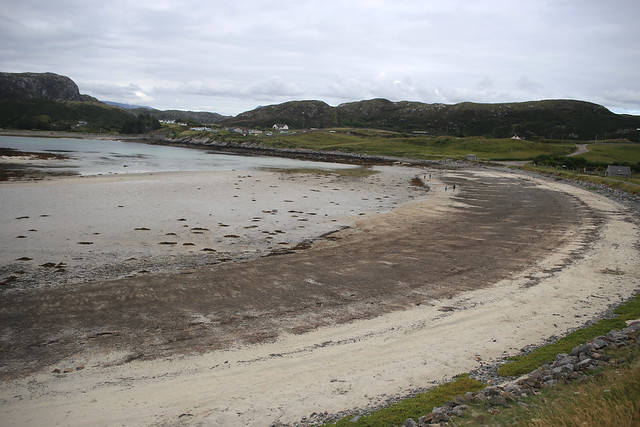 The beach at Scourie