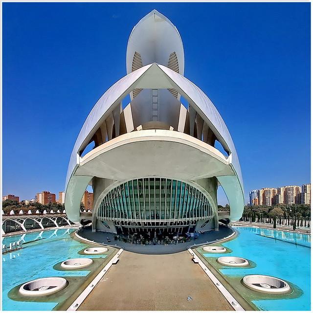 Valencia, Opera house