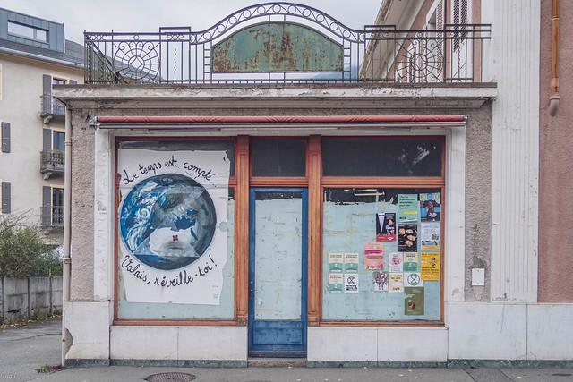 Rue Marc Morand, Martigny
