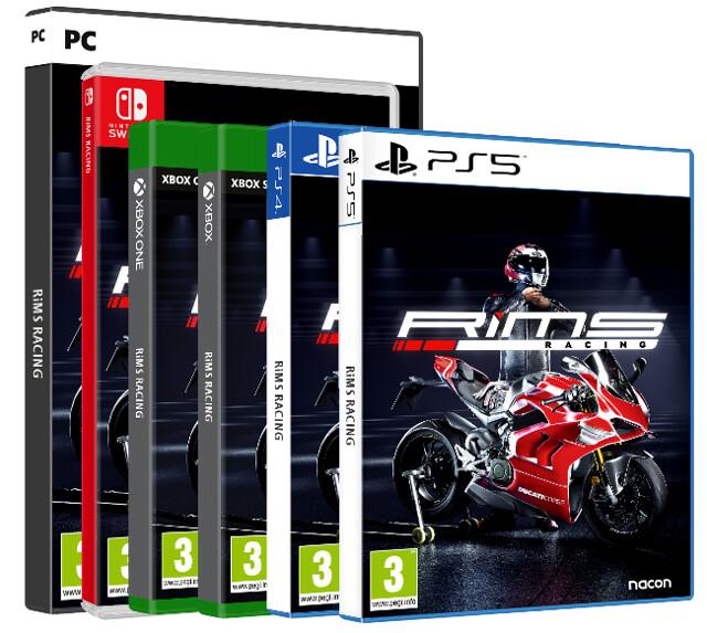 RiMS Racing Motorcycle Game