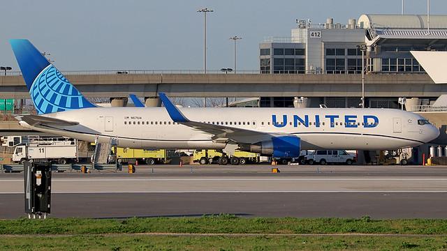 N671UA | Boeing 767-322ER | United Airlines