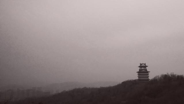 Taoist Temple, Dandong, China