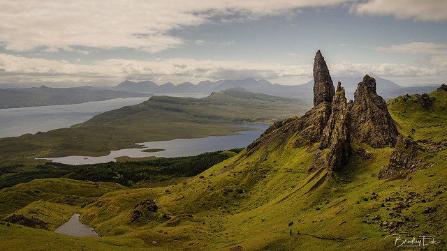 Old Man of Storr revisited . . . Explore 15-04-2021 #7