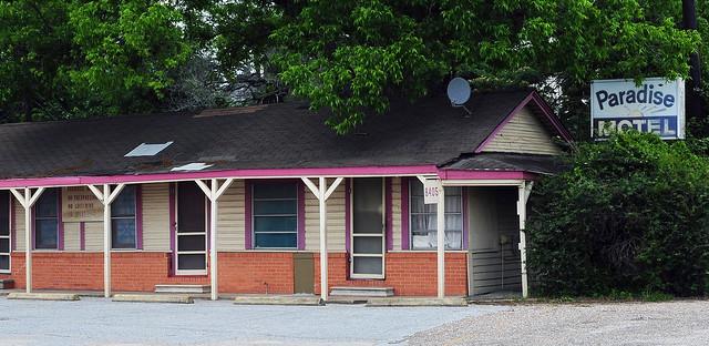 Paradise Motel - Houston, Texas