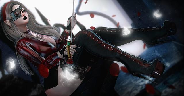 Post #174 Swordswoman's Wish