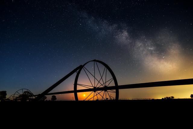 Moon Rise Milky Way [Explore 4/14/21]