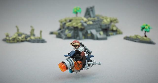LSB 21 - Bounty hunter